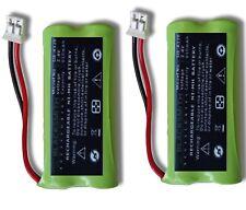 2X Blackcell Akku für SIEMENS GIGASET AL145 / AL145 DUO Telefon Accu Batterie