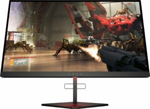 """HP Omen X 25f Gaming Monitor 24.5"""" 240 Hz 1ms NVIDIA G-sync 4WH47AA#ABA"""