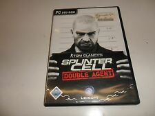 PC  Tom Clancy's Splinter Cell: Double Agent