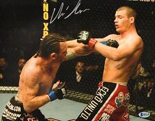 Chris Leben Signed UFC 11x14 Photo BAS Beckett COA Picture Autograph 89 132 TUF