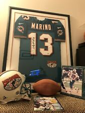 Dan Marino Membrobilia Lot Limited Edition