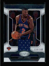 LARRY JOHNSON 2018/19 PANINI CERTIFIED FABRIC OF THE GAME JERSEY #114/149 AX1233