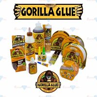 Gorilla Super Glue / Epoxy / Tape / Handy Roll / Incredibly Strong 100% Tough