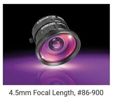 4.5mm C Series Fixed Focal Length Lens