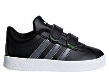 Adidas Vl Court 2.0 Cmf I F36402 Negro Zapatillas de Deporte Niño Niña