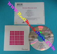 CD ANGELO BRANDUARDI Omonimo Same 1981 eu POLYDOR 523 631-2 (Xi3) no lp mc dvd