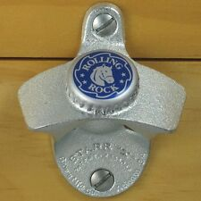 ROLLING ROCK Beer BOTTLE CAP Starr X Wall Mount Opener