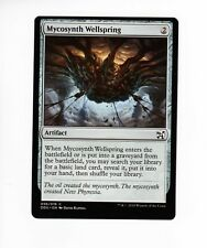 Misprint Miscut Mycosynth Wellspring | NM | Elves vs. Inventors | Magic MTG