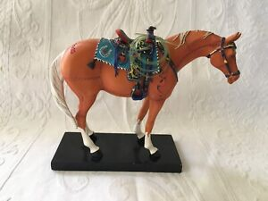 2003 Trail of the Painted Ponies Horse Figurine No.1473 HAPPY TRAILS 5E/7362