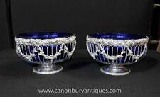 France Victorian (1840-1900) Crystal & Cut Glass Objects