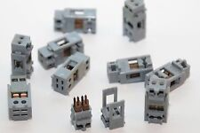 25x IDC Federleisten / Steckverbinder von Stocko Typ RFK 2 MFK 13260, 2-polig