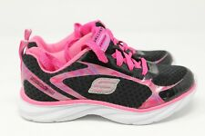 SKECHERS GIRLS SNEAKERS SIZE 11.5 USED VERY LIGHT WEAR