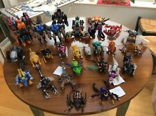 massive transformets collection animal and beasts and insects