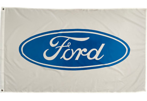 Ford Flag Large Racing Car Ford Flag