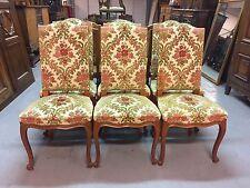 6 chaises de salle à manger style Louis XV-Régence