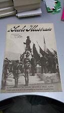 IL SECOLO ILLUSTRATO, Anno IX - N. 17 - 1 ottobre 1921 - Cantore - ECCELLENTE!