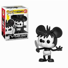 Mickey Mouse Plane Crazy Mickey 90 Years POP! Disney #431 Vinyl Figur Funko
