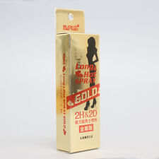 Golden 2H&2D Long&Hot Spray male delay spray premature prolong ejaculation 10ML