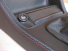 BMW E30 M3 316-325i REAL LEATHER FRONT CENTER CONSOLE m-technik Sport Evolution