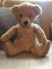 A Charming Old Rare Antique Vintage 1930's Chad Valley 'Cubby Bear' Teddy Bear