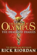 Heroes of Olympus: The Demigod Diaries by Riordan, Rick, NEW Book, FREE & Fast D