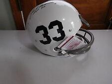 Jack Ham signed T B Penn State Custom F/S  helmet, JSA, HOF 90