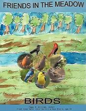 Friends in the Meadow: Birds (Paperback or Softback)