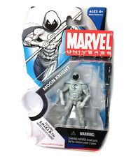 "Marvel Comics Universe MOON KNIGHT 3.75"" toy figure 100% comp + opened box, RARE"