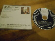 CD Indie Tallest Man On Earth - Sometimes The Blues (8 Song) Promo DEAD OCEAN jc