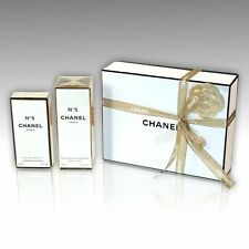 Chanel No 5 Perfume Gift Set with 50 EDP Perfume and 200ml Body Lotion