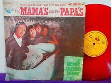 THE MAMAS & PAPAS If You Can Believe Your Eyes ORANGE COLOURED VINYL TAIWAN LP