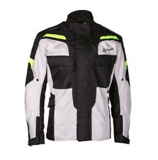 GIACCA MOTO TECNICA LONG TOURING PRO FUTURE AIR-VENT WATER PROOF 100% BLACK SALE