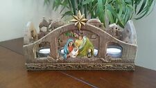 Holy Family Mary Joseph Jesus Tealight Candles Candle Advent Room Altar Decor