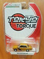 Greenlight 2018 Tokyo Torque Series 2 - 1968 Datsun 510 Street Racer