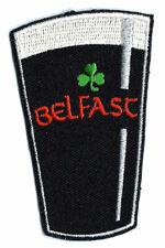 Belfast Guinness Irlande Du Nord Patch Brodé - Dernière Peu De