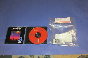 Corel Draw The Best In Graphics 3 VINTAGE CD-ROM