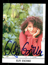 Elfi Eschke Autogrammkarte Original Signiert # BC 74774