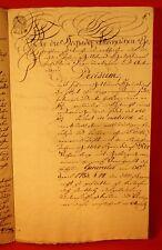 "Reichenau 20ter Februar 1807-Untersuchungs Acta ""Johann Gottfried Haußdorf"""