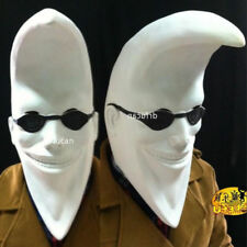 Hot Sales Promotion Moon Man Mask Funny Cosplay Halloween Party Latex Headgear