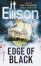 Edge of Black (A Samantha Owens Novel), Ellison, J.T., New Book