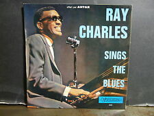 RAY CHARLES Sings the blues VI245