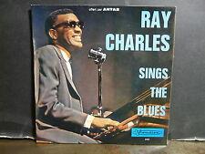 RAY CHARLES Sings the blues VI245