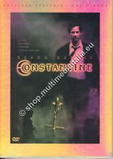 CONSTANTINE Keanu Reeves - COFANETTO 2 DVD NUOVO!