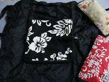 Hawaiian Backpack Shopping Nylon Bag Island black Silver Springs