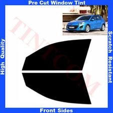 Pre Cut Window Tint Mazda 3 5Doors Hatchback 2009-2012 Front Sides Any Shade