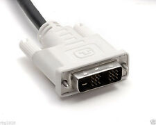 DVI to DVI Single Link Cable Male to Male 6ft for MAC PC laptops ***Brand NEW***