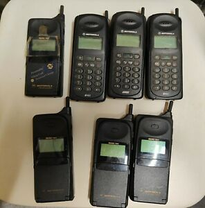 Motorola Handy Konvolut Motorola 8200 Motorola MG1-4A11