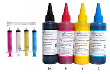 40ml Colour ink and 120ml Black ink