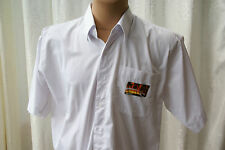 Uwe Hoppe Sylt ♛ talla XL ♛ camisa camisa Weiss Rip Curl presión 750e