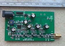new DC 12V SMA noise source/Simple spectrum external tracking source